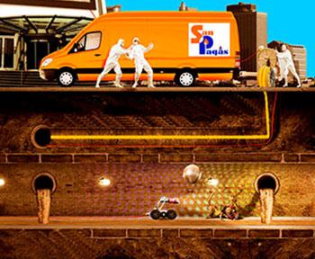 Desatascar tuberías Madrid
