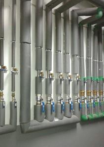 cambio de tuberias de agua fria