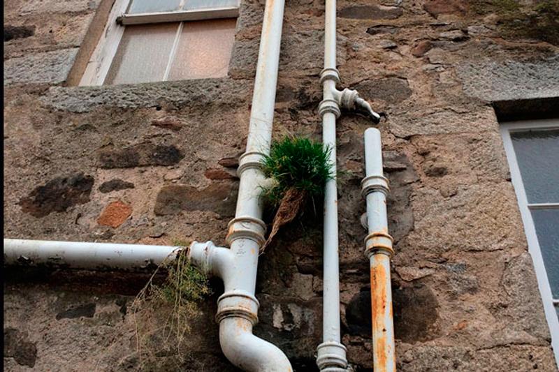atascos de tuberías en las comunidades de vecinos