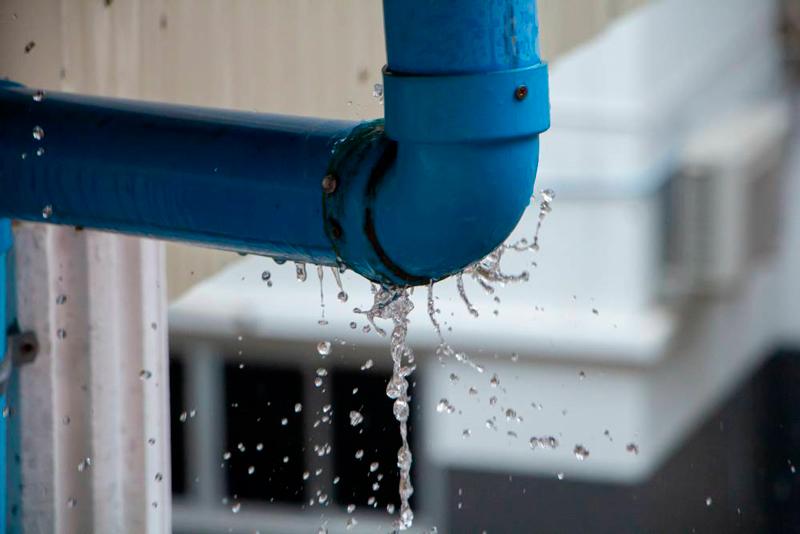 Detectar fugas de agua en las tuberías